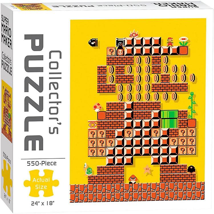 USAOPOLYMario Maker #1 Puzzle
