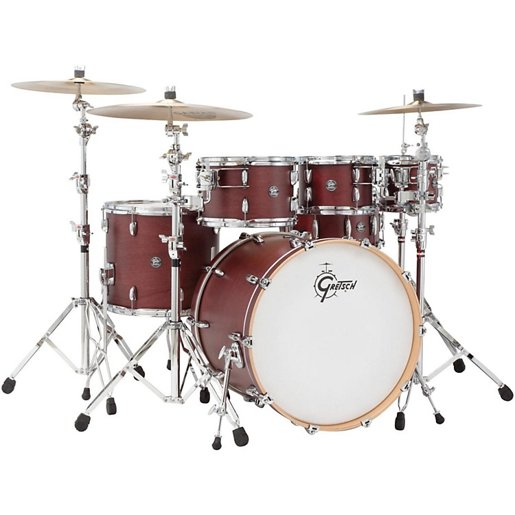 Gretsch DrumsMarquee 4-Piece Shell Pack with FREE 8