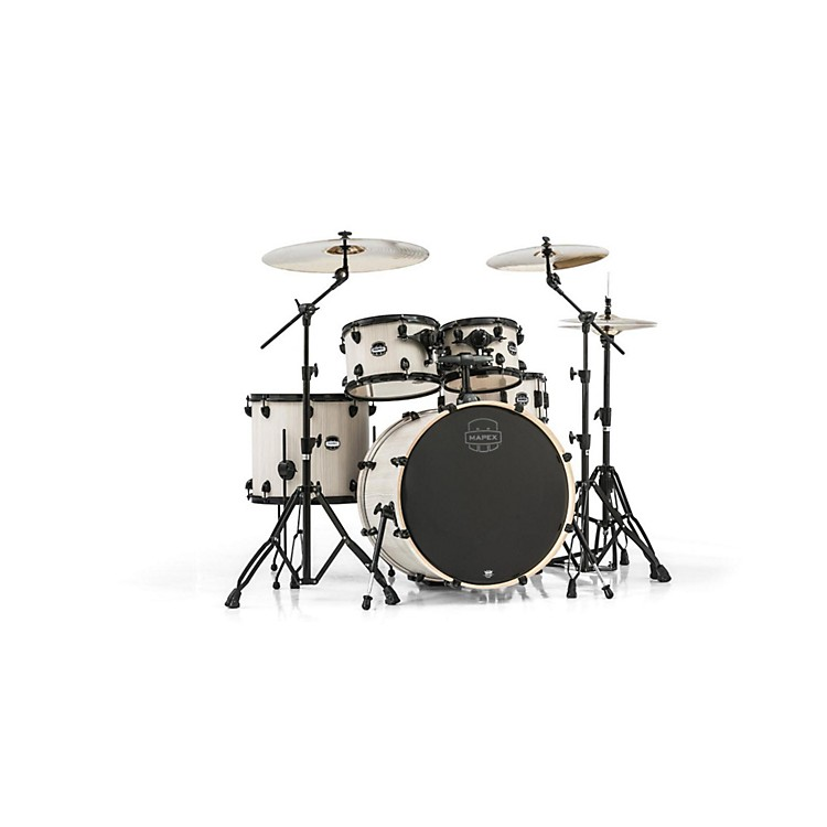 Mapex Mars 5-Piece Rock Shell Pack Bonewood