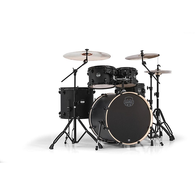 Mapex Mars 5-Piece Rock Shell Pack Nightwood