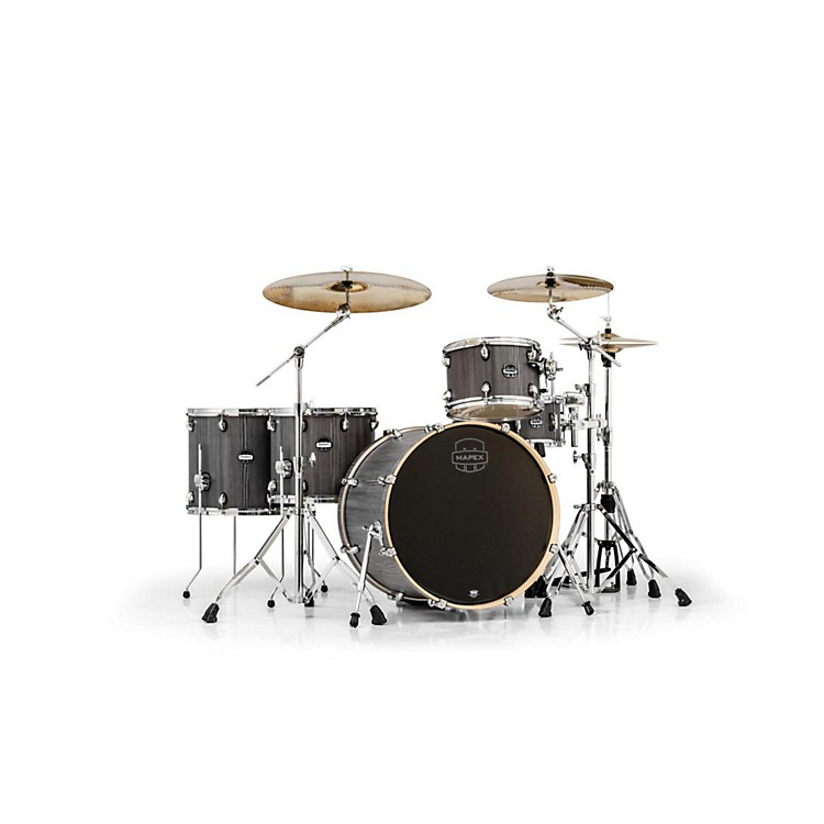 Mapex Mars Series 5-Piece Crossover Shell Pack Smokewood