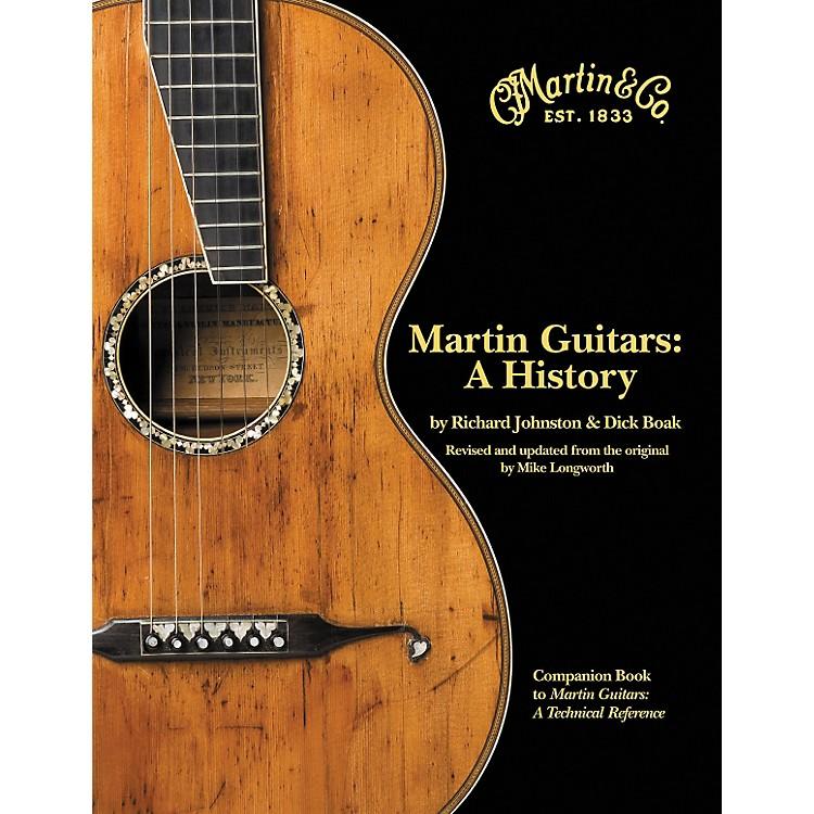 Hal LeonardMartin Guitars: A History