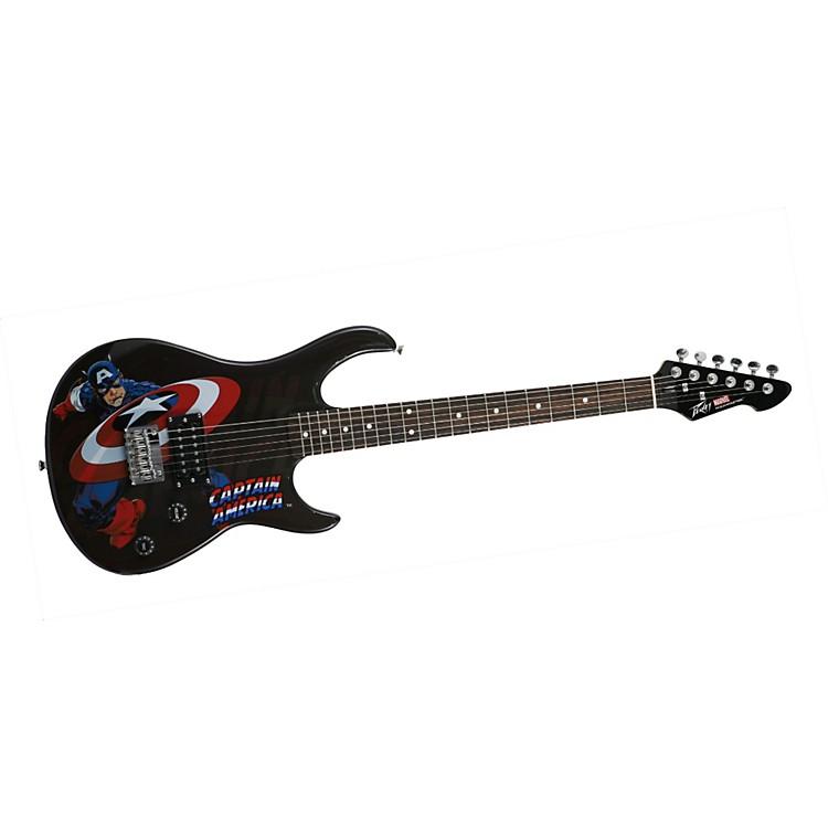 PeaveyMarvel Captain America Rockmaster Electric Guitar