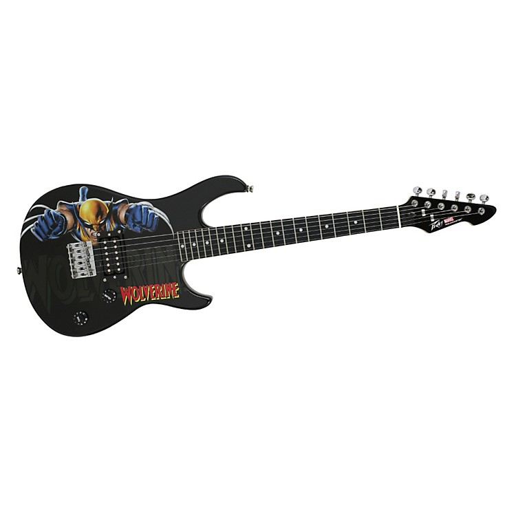 Peavey Marvel Wolverine 3/4 Size Rockmaster Electric Guitar