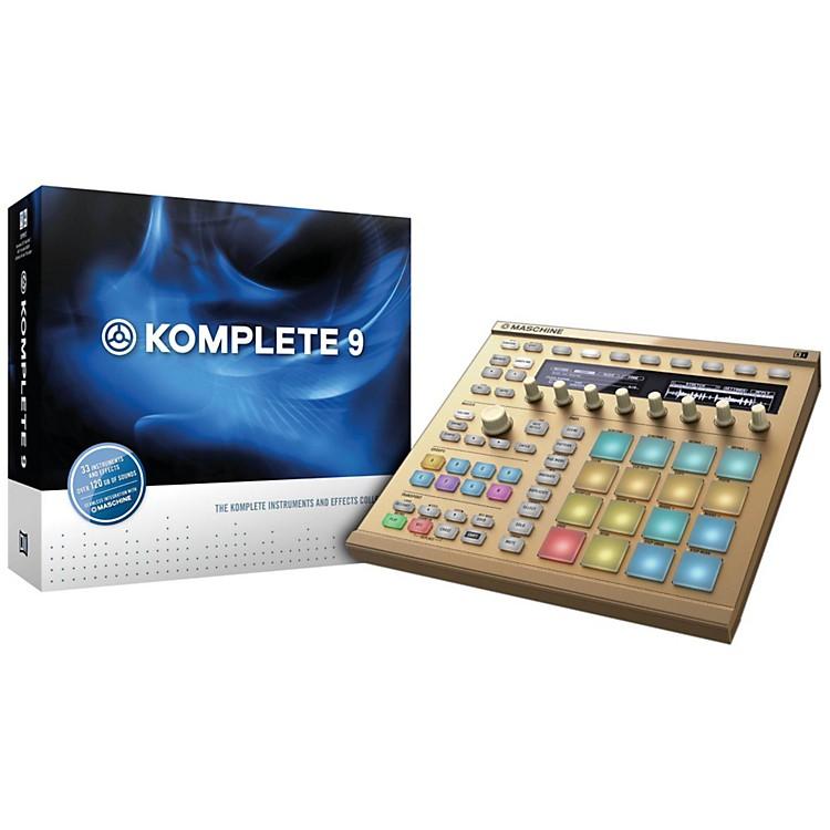 Native InstrumentsMaschine MK2 with Komplete 9 Crossgrade Package