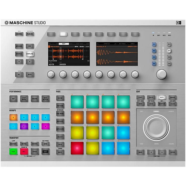 Native InstrumentsMaschine StudioWhite