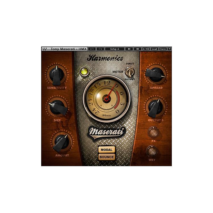 WavesMaserati HMX Harmonics Generator Plug-in Native Software Download