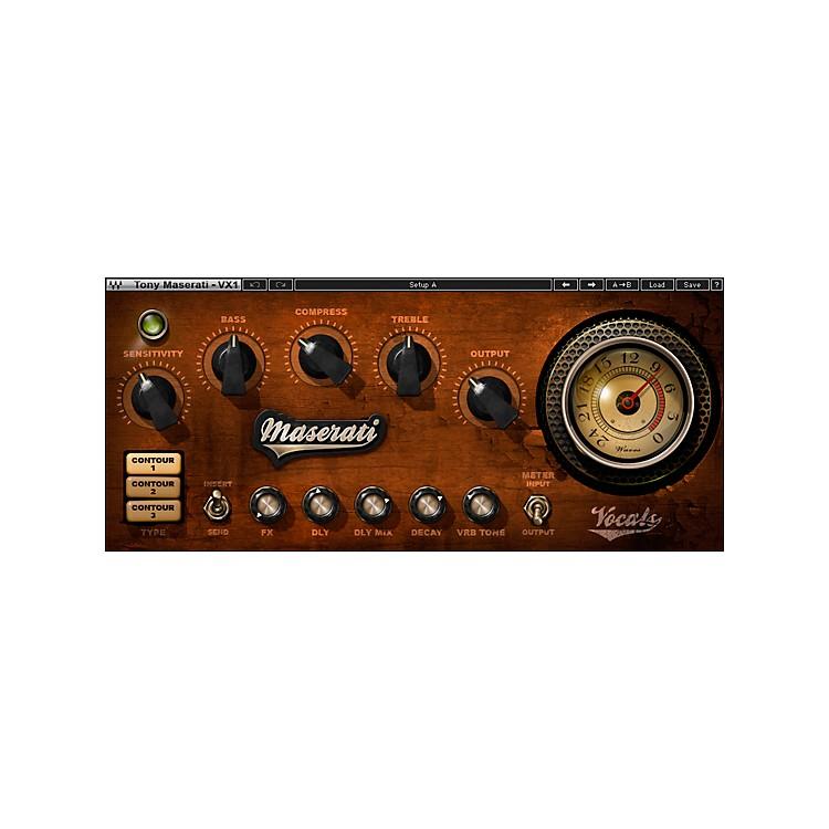 WavesMaserati VX1 Vocal Enhancer Plug-in Native Software Download