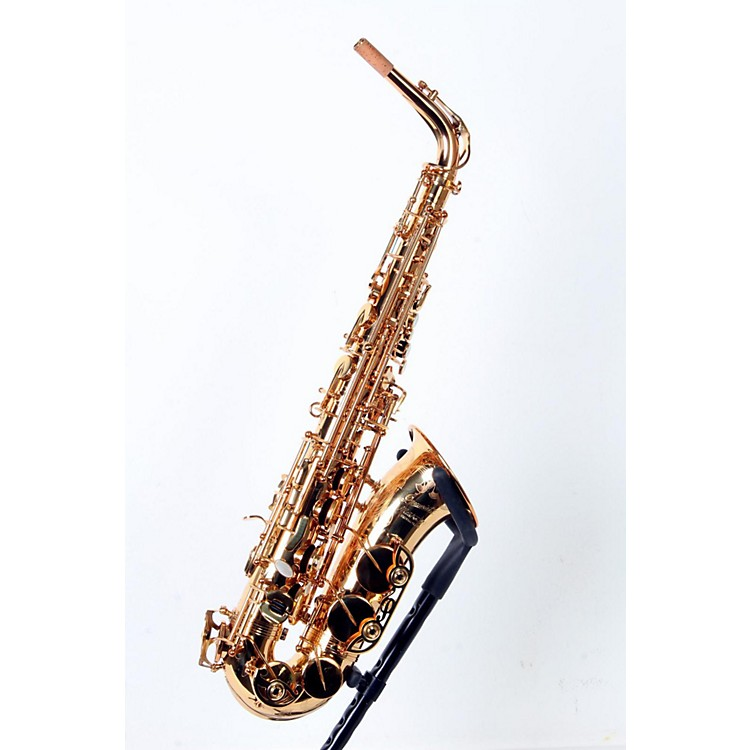 P. Mauriat Master Series 97A Alto Saxophone Lacquer 888365793405
