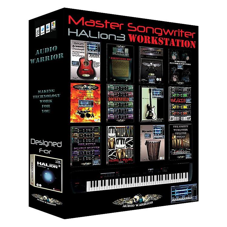 AudioWarriorMaster Songwriter HALion Sample Workstation