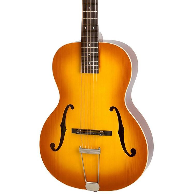 EpiphoneMasterbilt Century Collection Olympic Archtop Acoustic-Electric GuitarHoney Burst
