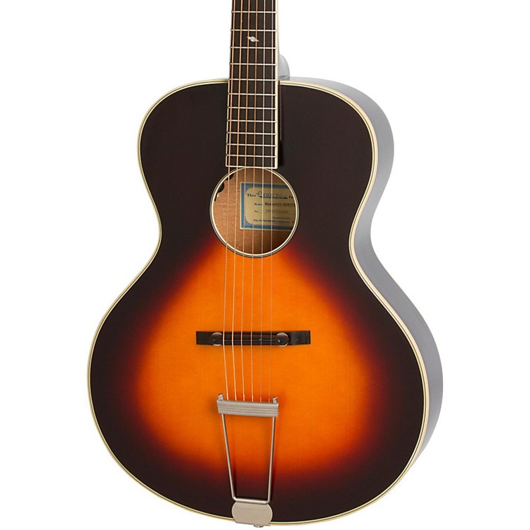 Epiphone Masterbilt Century Collection Zenith Archtop Acoustic-Electric Guitar Vintage Sunburst