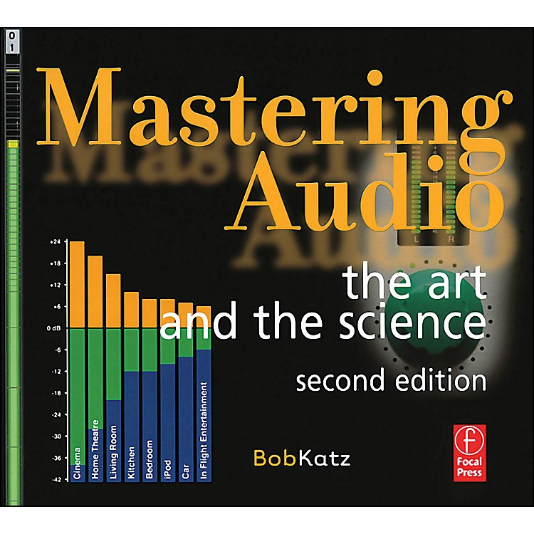 Hal Leonard Mastering Audio - The Art And Science