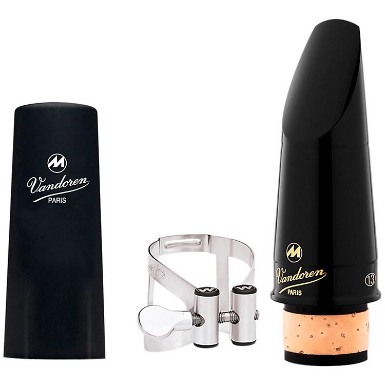 VandorenMasters 13 Series Bb Clarinet Mouthpiece CL5 FacingM/O Pewter Ligature