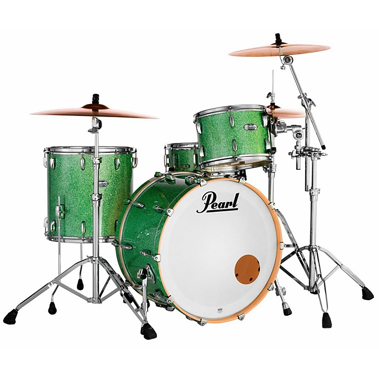 PearlMasters Maple 3-Piece Shell PackAbsinthe Sparkle