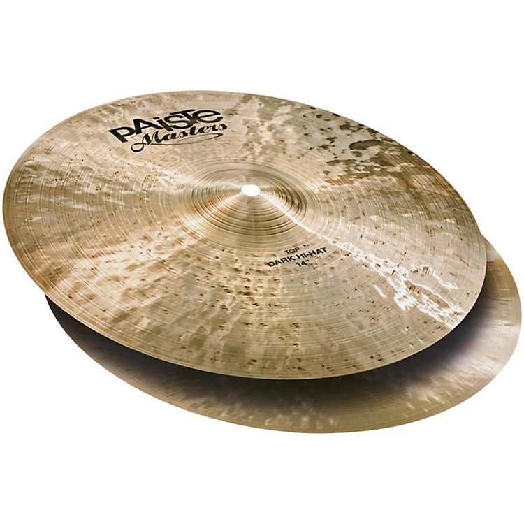 Paiste Masters Series Hi-Hats 14 in.