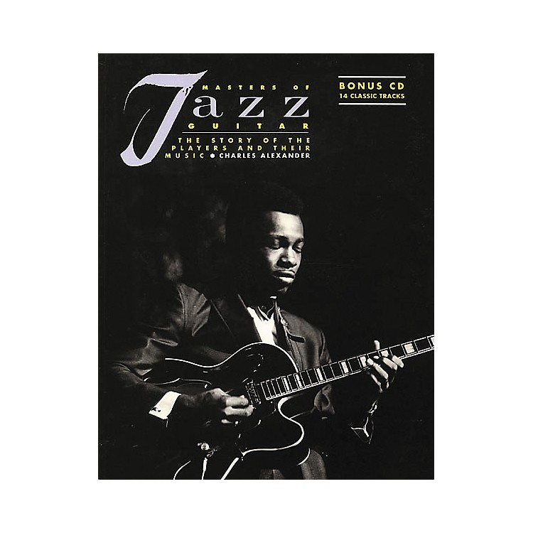 Backbeat Books Masters of Jazz Guitar (Book/CD)