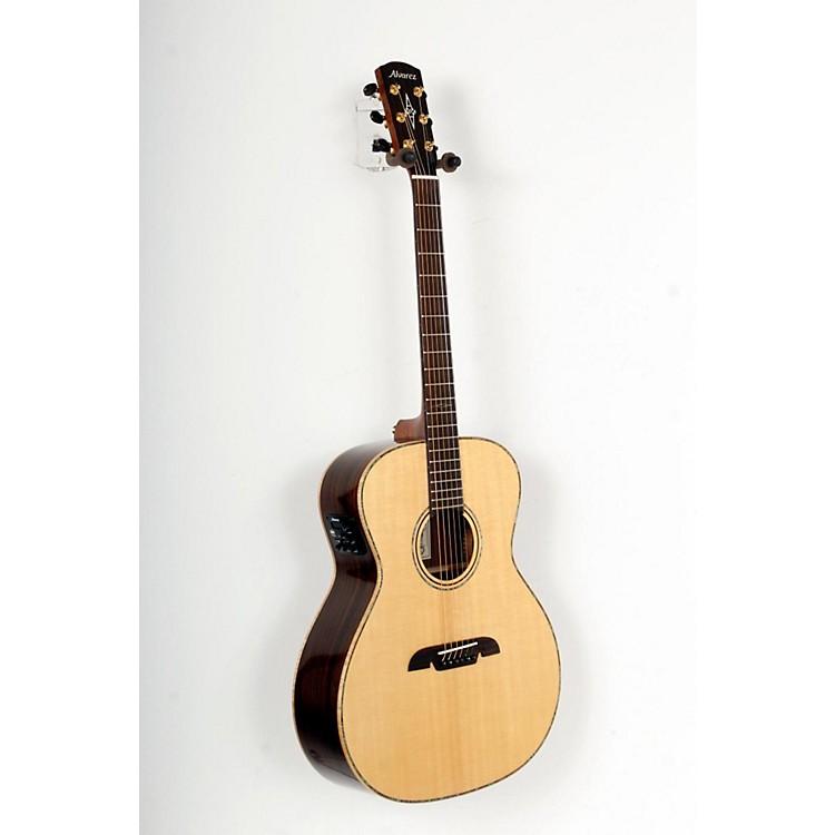 AlvarezMasterworks MGA70E Grand Auditorium Acoustic Electric GuitarNatural888365761046