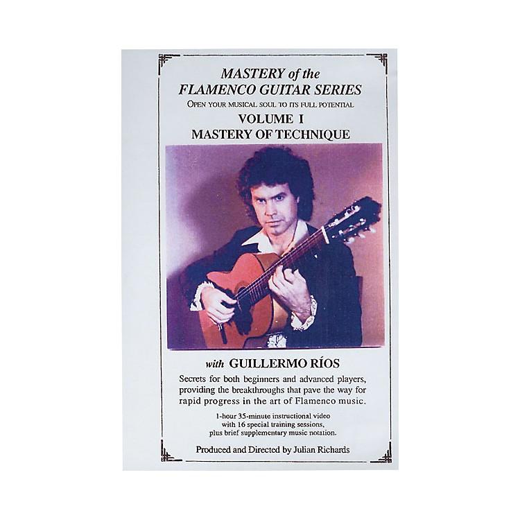 Mel BayMastery of the Flamenco Guitar Series DVD, Volume 1