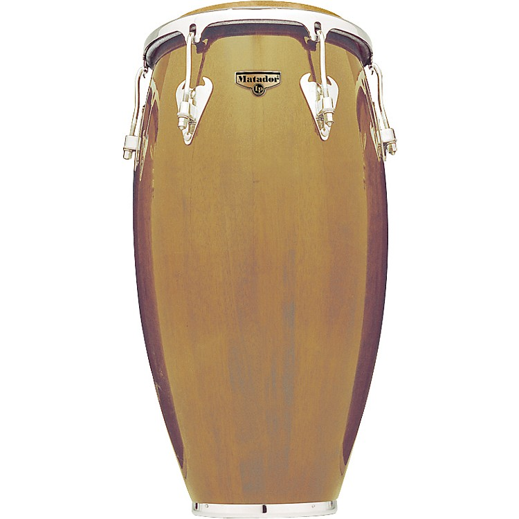 LP Matador Wood Conga Natural 12.5 Inch Tumba