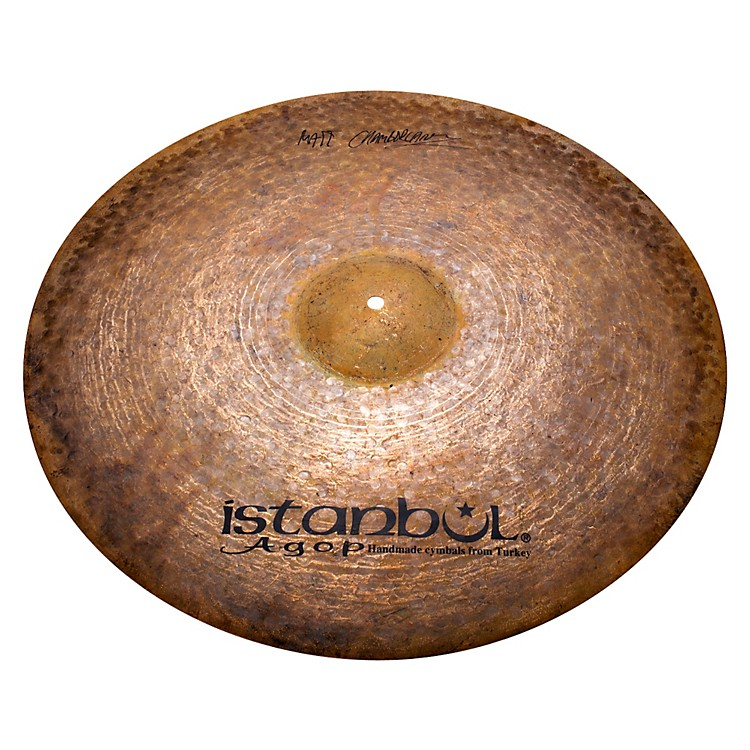 Istanbul AgopMatt Chamberlain Signature Ride Cymbal23 Inch