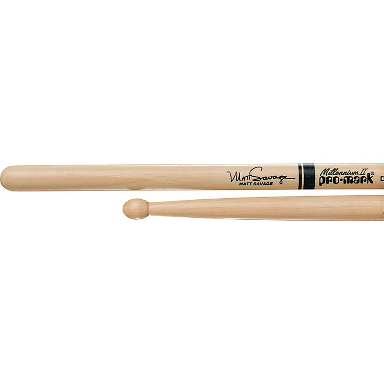 PROMARK Matt Savage Hickory Marching Drum Sticks