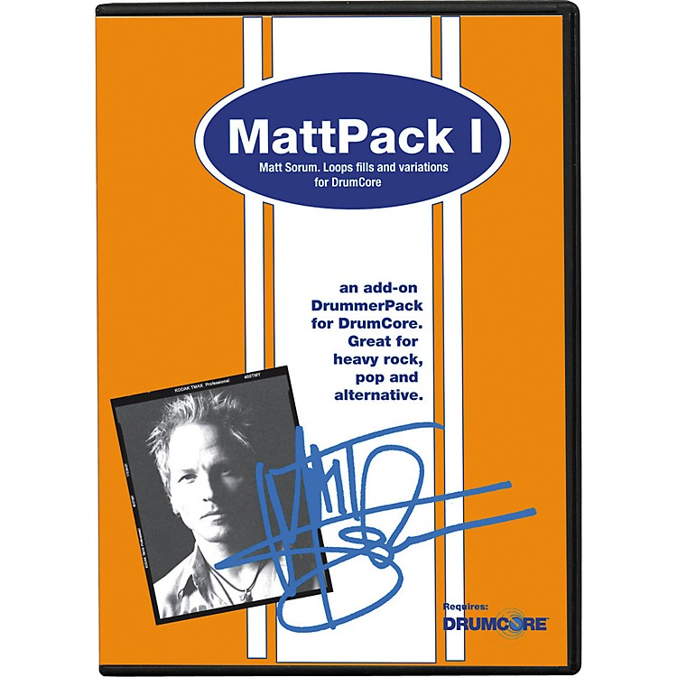 Submersible MusicMattPack I Add-On DrummerPack for DrumCore