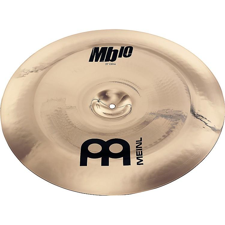 MeinlMb10 China Cymbal