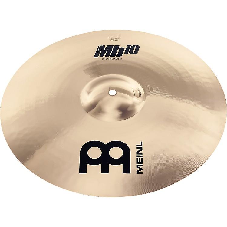 MeinlMb10 Medium Crash Cymbal17 in.
