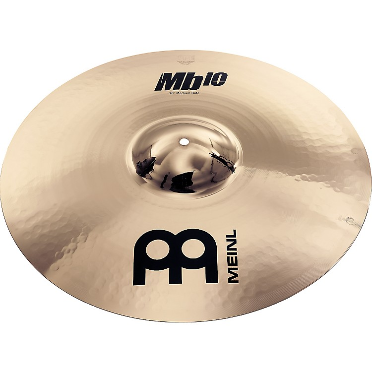 Meinl Mb10 Medium Ride Cymbal 21 in.