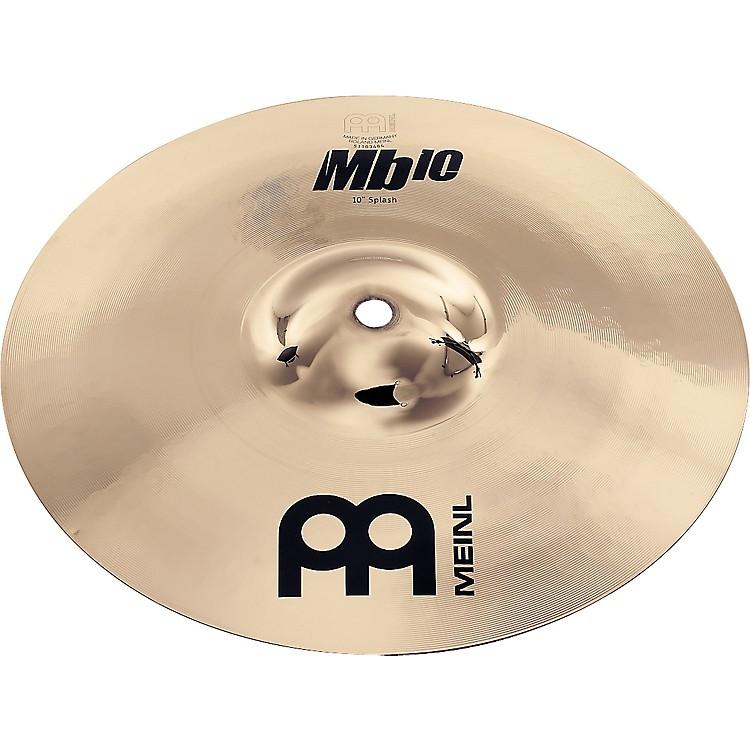 MeinlMb10 Splash Cymbal10 in.