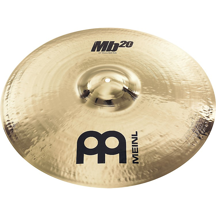 Meinl Mb20 Heavy Bell Ride Cymbal 22 in.
