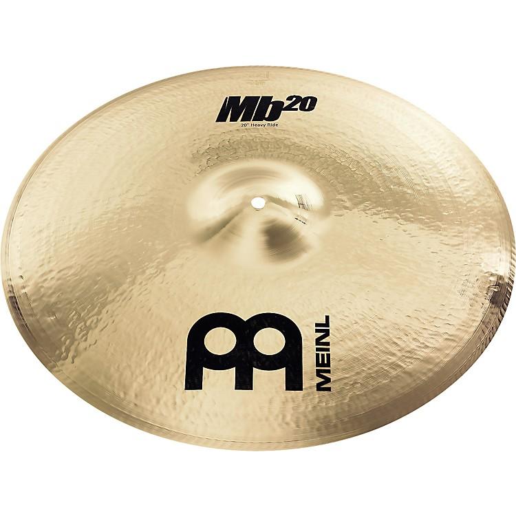 MeinlMb20 Heavy Ride Cymbal21 in.