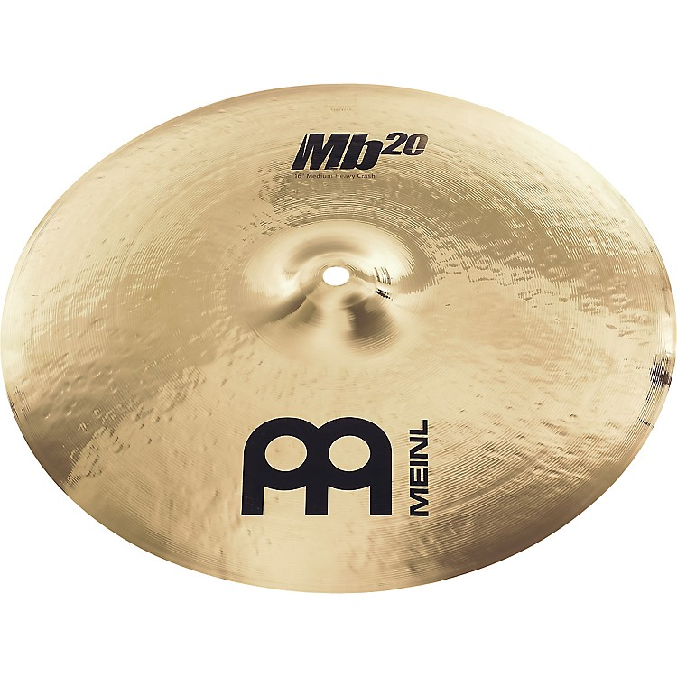 MeinlMb20 Medium Heavy Crash Cymbal16 in.