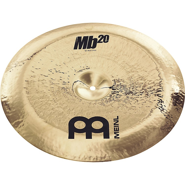 MeinlMb20 Rock China Cymbal