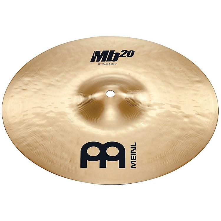 MeinlMb20 Rock Splash Cymbal12 in.