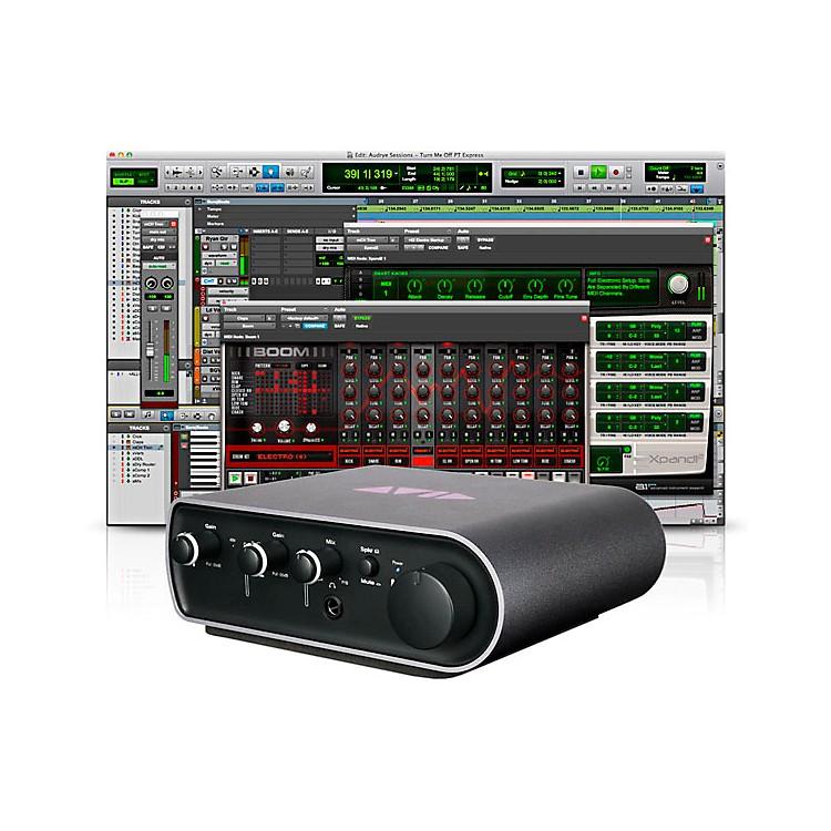 AvidMbox 3 Mini and Pro Tools Express Educational