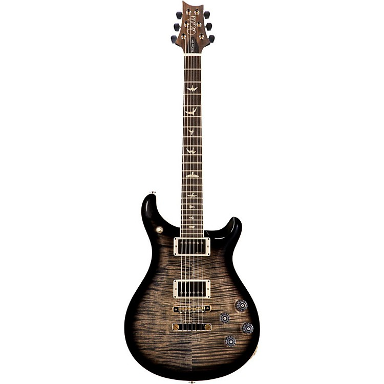 PRSMcCarty 594 Figured Maple 10 Top with Nickel Hardware Electric GuitarCharcoal Burst