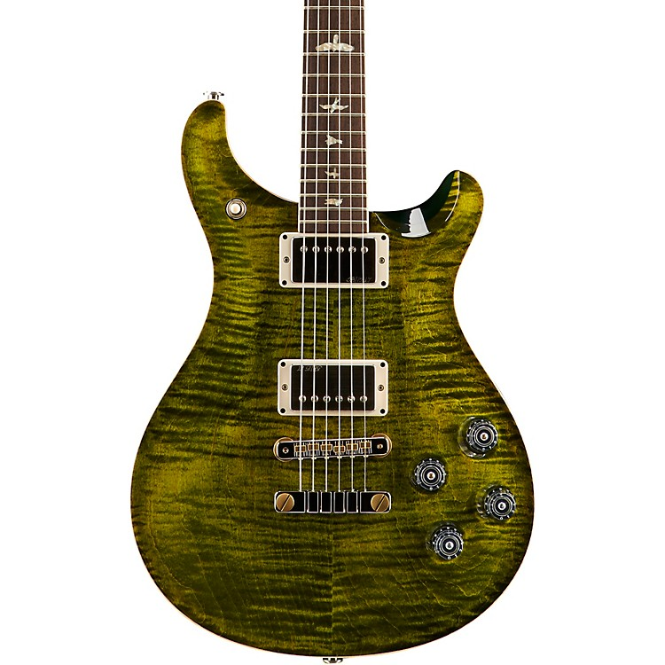 PRSMcCarty 594 Figured Maple Top with Nickel Hardware Electric GuitarJade