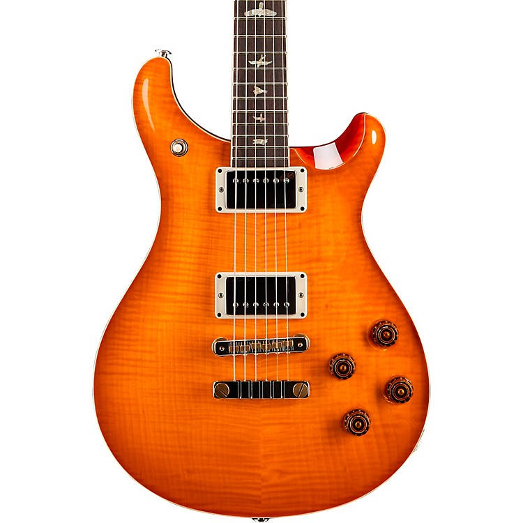 PRSMcCarty 594 Figured Maple Top with Nickel Hardware Electric GuitarMcCarty Sunburst