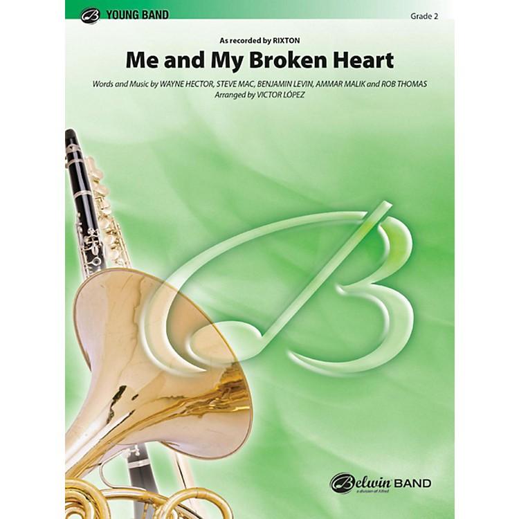 AlfredMe and My Broken Heart Concert Band Grade 2