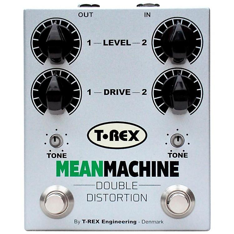 T-Rex EngineeringMean Machine Twin-Channel Distortion Guitar Effects Pedal
