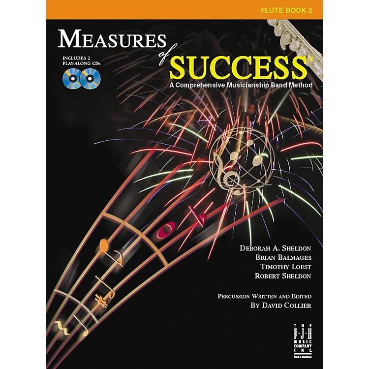 FJH MusicMeasures of Success Flute Book 2