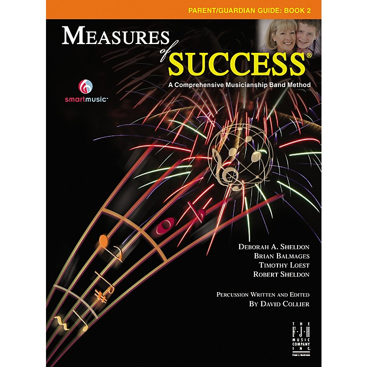 FJH Music Measures of Success Parent/Guardian Guide Book 2