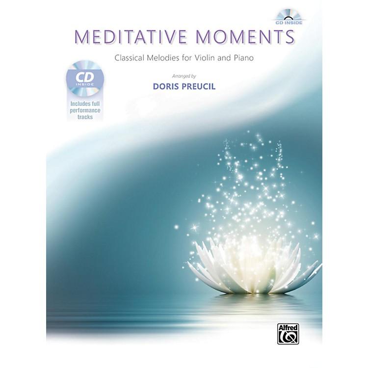 SuzukiMeditative Moments Book & CD Intermediate
