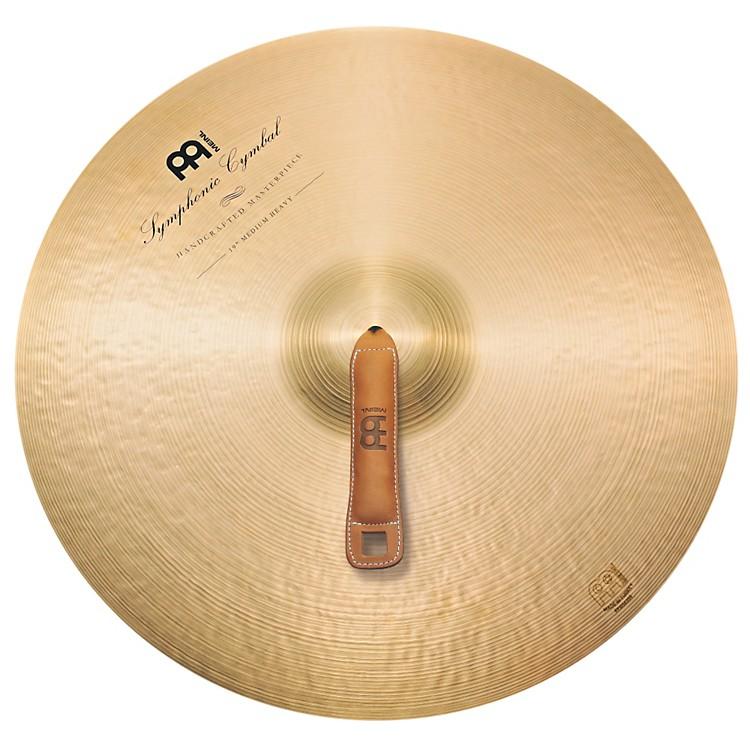 MeinlMedium Heavy Symphonic Cymbal19 Inch