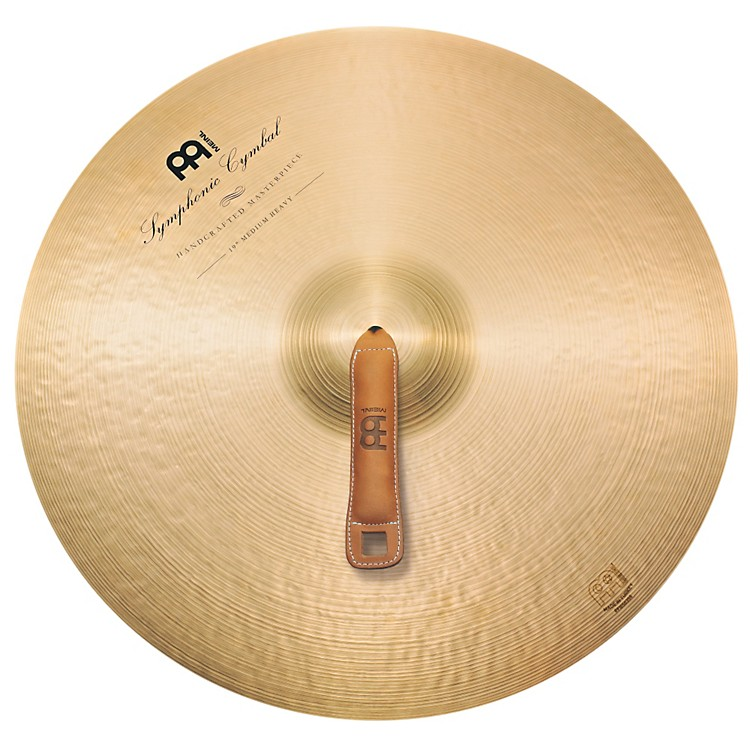 Meinl Medium Heavy Symphonic Cymbal 19 in.