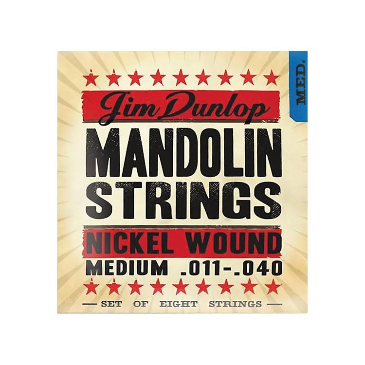 DunlopMedium Phosphor Bronze Mandolin Strings
