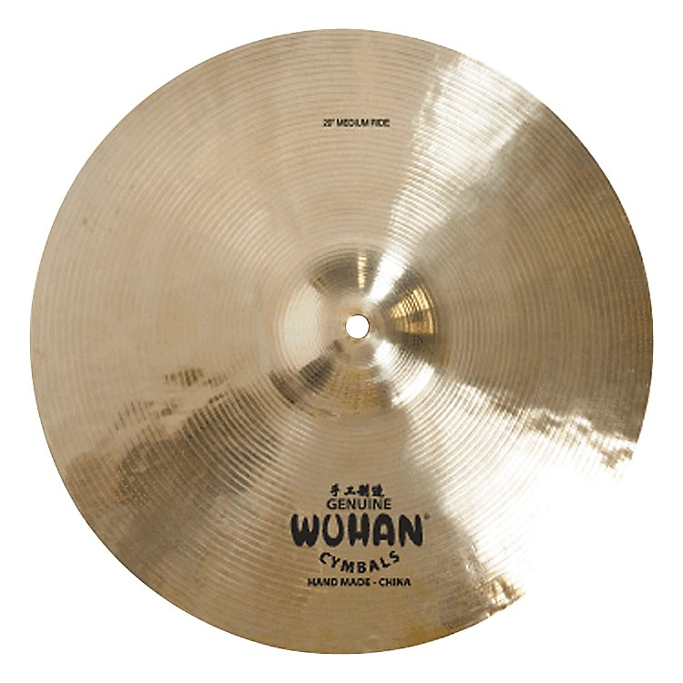 Wuhan Medium Ride Cymbal 20