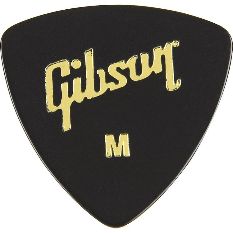 Gibson Medium Thick Wedge Picks .73mm 6 Dozen